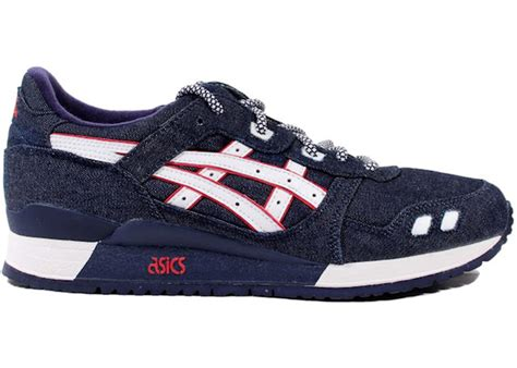 Asics Gel Lyte V Selvedge Denim Sneaker