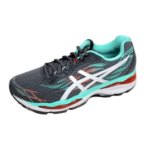 Asics Gel-ziruss Sneaker Carbon-wht-ice Green