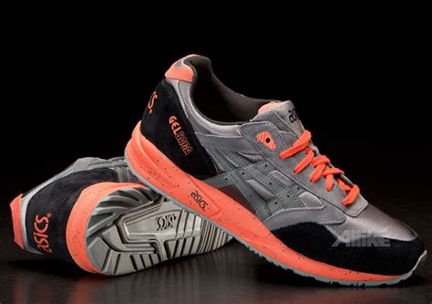 Asics Grey Gel Saga Sneakers