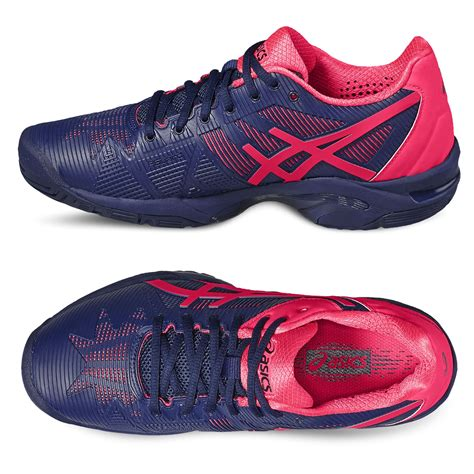 Asics Igs Gel Solution Speed 3 Sneakers