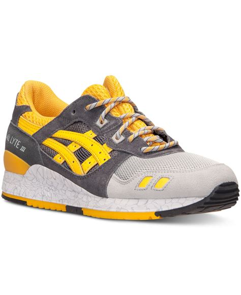 Asics Mens Casual Sneakers