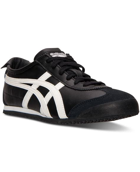 Asics Mens Mexico 66 Casual Sneakers From Finish Line