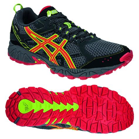 Asics Mens Trail Running Sneakers