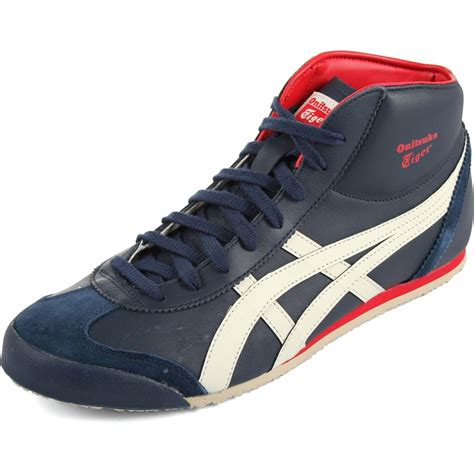Asics Onitsuka Mexico Mid Runner Sneakers Wei�