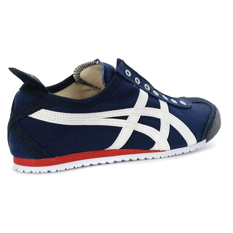 Asics Onitsuka Tiger Sneakers Mexico 66 Vin Off-white/blue