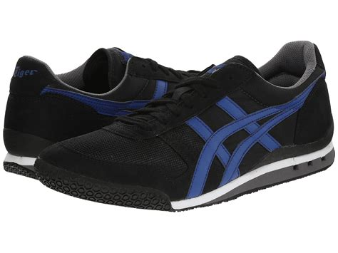 Asics Onitsuka Tiger Ultimate 81 Black Parisian Blue Sneaker