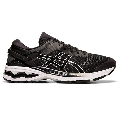 Asics Sneakers Black And White