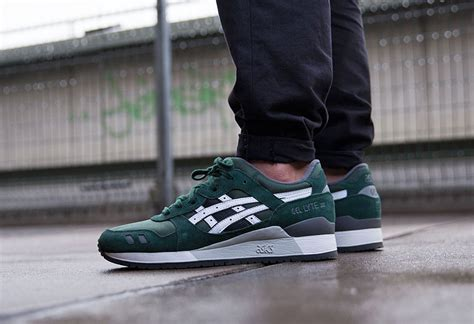 Asics Suede Sneakers