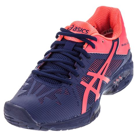 Asics Womens Tennis Sneakers