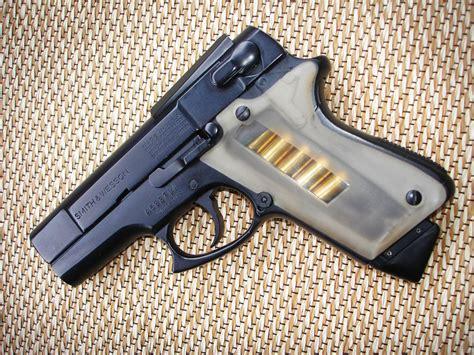 Asp Concealed Handgun And Barrel Breech Face Handgun