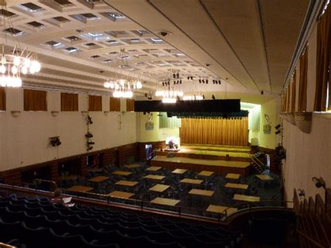 Assembly Hall Plan Door Width