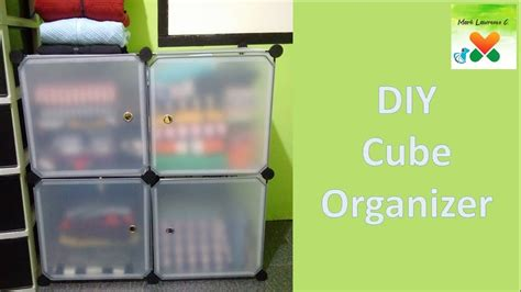 Assembly Instructions For Diy 6-20 Storage