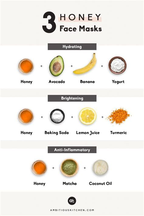 At Home Diy Face Mask