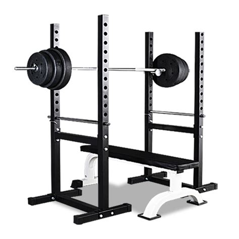 At Home Squat Racks