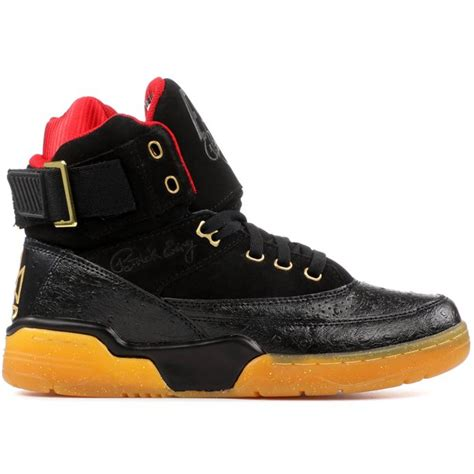Athletics 33 Hi x Rick Ross Black/Red/Gold 1BM00157-025