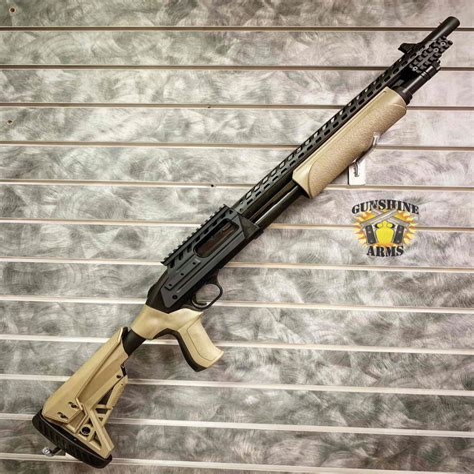 Ati Mossberg Stock And Best Mossberg Shotgun Sight