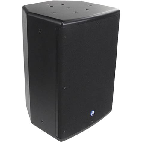 Atlas Sound SM8CXT 8' Coaxial Speaker with Internal Transformer (Black)