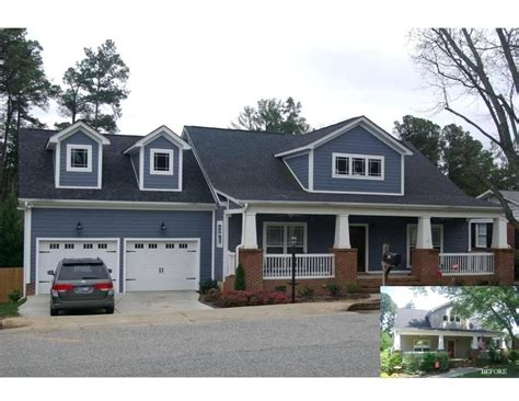 Attached 2 Story Garage Addition Plans