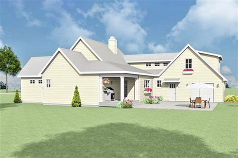 Attached Garage Plans With Bonus Room