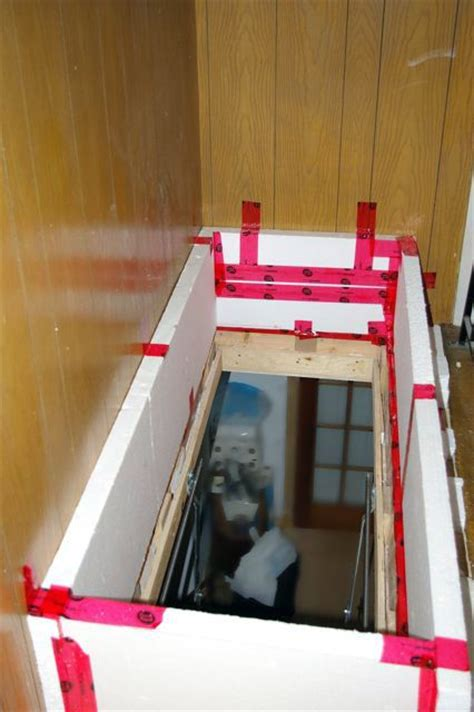 Attic-Insulation-Door-Box-Diy