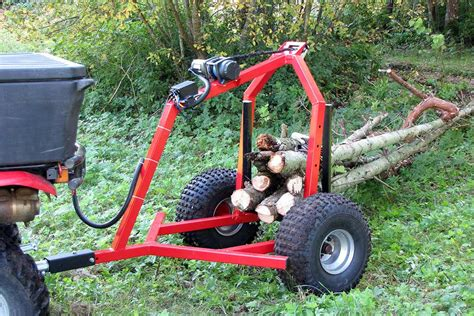 Atv Log Hauler Plans