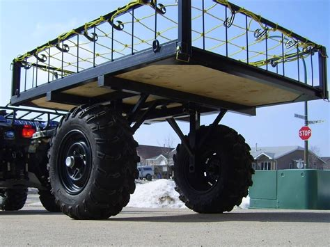 Atv-Pull-Behind-Trailers-Plans