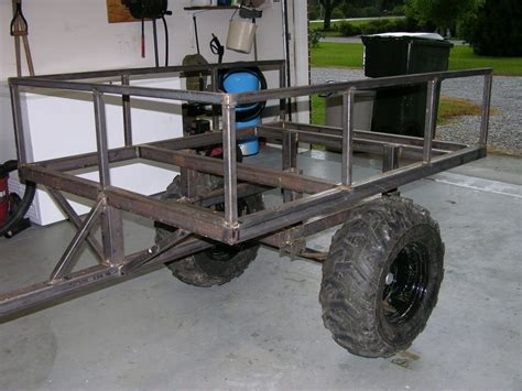 Atv-Wagon-Plans