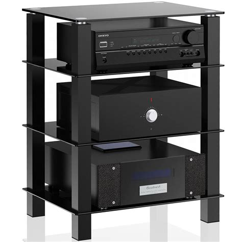 Audio Component Rack Systems