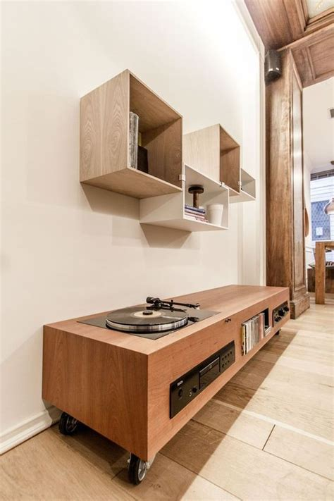 Audio Equipment Cabinet Plans