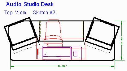 Audio-Desk-Plans