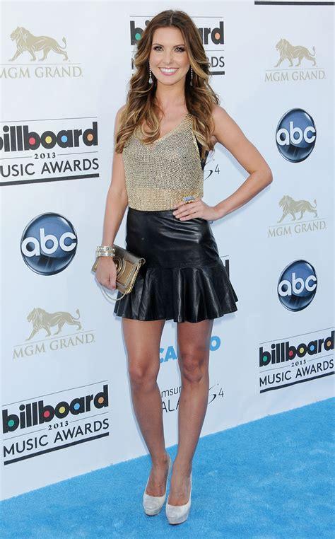 Audrina Patridge Mini Dress