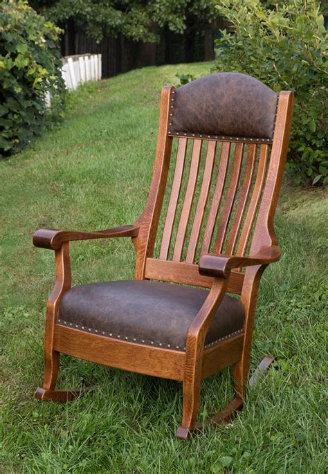 Auntie Em'S Rocking Chair