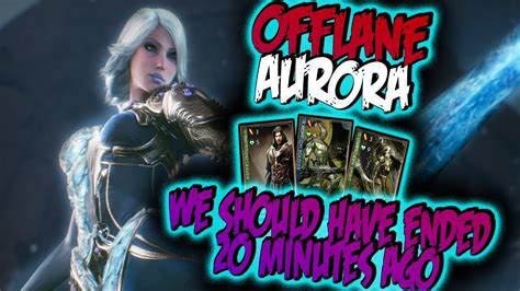 Aurora Deck Build Paragon