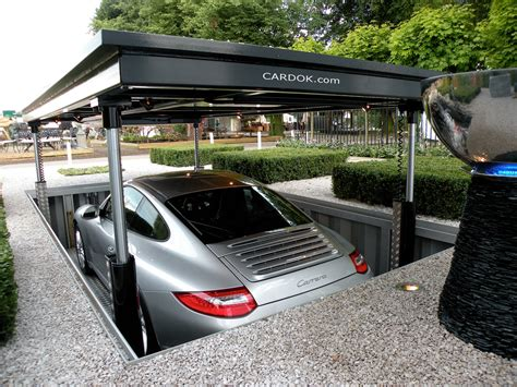 Auto Lift Garage Plans With Storage