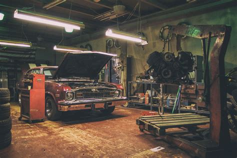 Auto Repair Garage Floor Plans Downloads History