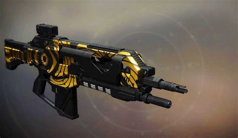 Auto Rifle Destiny And 1500 Fps Air Rifle