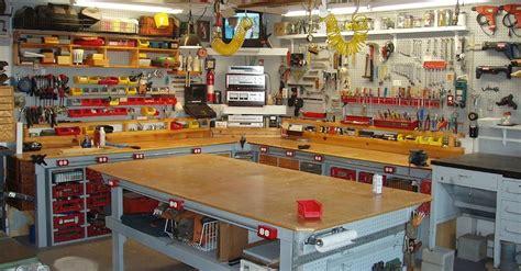 Auto-Shop-Workbench-Plans