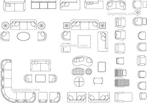 Autocad-Blocks-Furniture-Plan