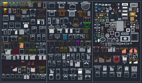 Autocad-Furniture-Plan-Blocks-Free-Download