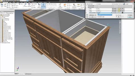 Autocad-Inventor-For-Woodworking