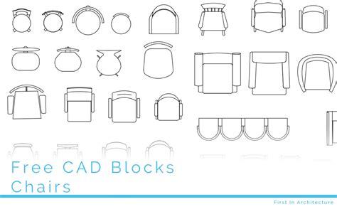 Autocad-Plan-Chair