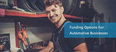 Automotive Business Loans