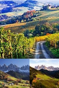 Autumn Travel in Italy