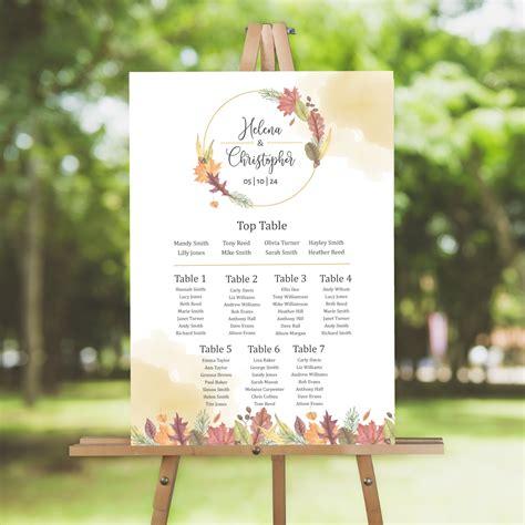 Autumn-Wedding-Table-Plan