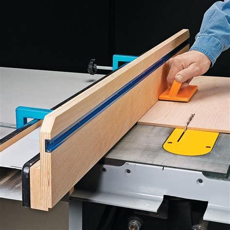 Auxiliary-Table-Saw-Fence-Plans