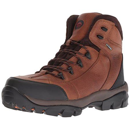 Avenger 7245 Leather Waterproof Comp Toe No Exposed Metal EH Work Boot