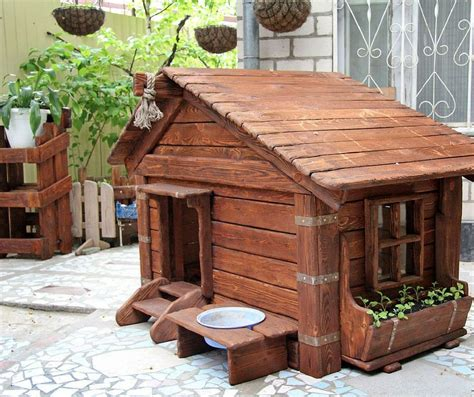 Awesome Dog House Plans