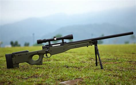 Awp Sniper Rifle Real Life And Ballista Sniper Rifle Cost