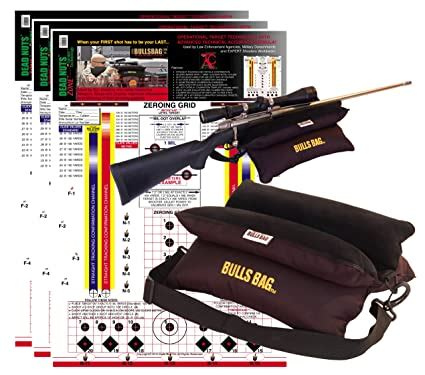 Bulls Bag Pro-Series Custom Shooting Rest Sinclair Intl.