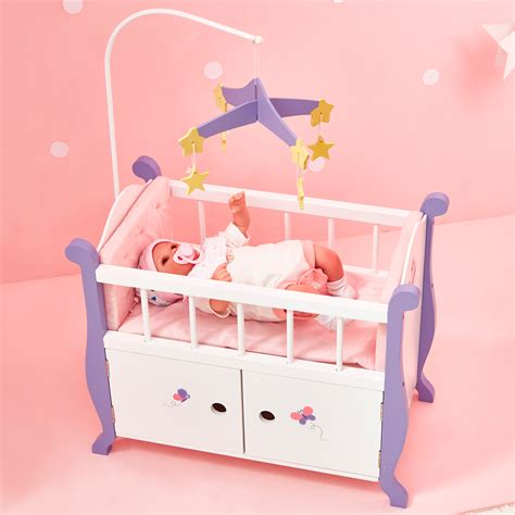 Baby Beds For 18 Dolls